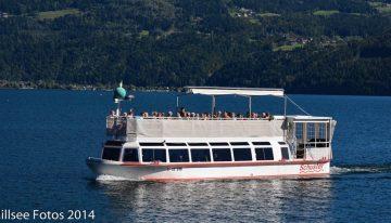 Hochzeitsschloss & Hochzeitsschiff am Millstätter See