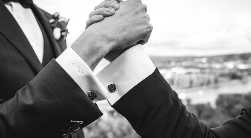 Kleidung für Trauzeugen: Das gibt es bei der Outfit-Wahl zu beachten