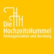 hochzeitshummel_logo_weissaufgelb_180x180