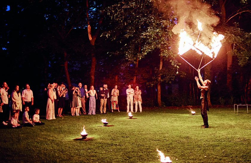 FENFIRE Feuershow_Cube