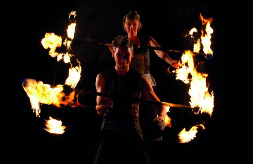 FENFIRE Feuershow_Dragon