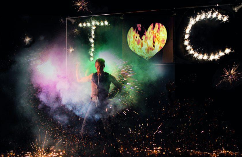 FENFIRE Feuershow_Finale