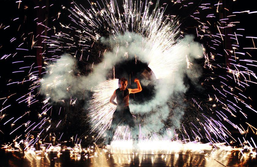 FENFIRE Feuershow_Pyro
