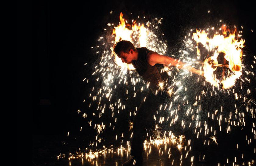 FENFIRE Feuershow_Pyrodragon