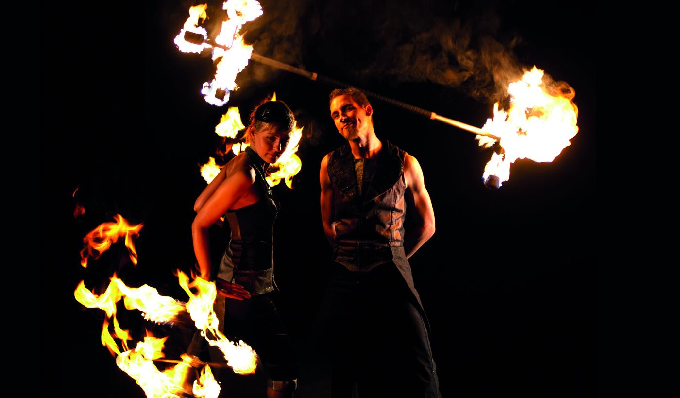 FENFIRE . Feuer- & Pyrotechnikshows
