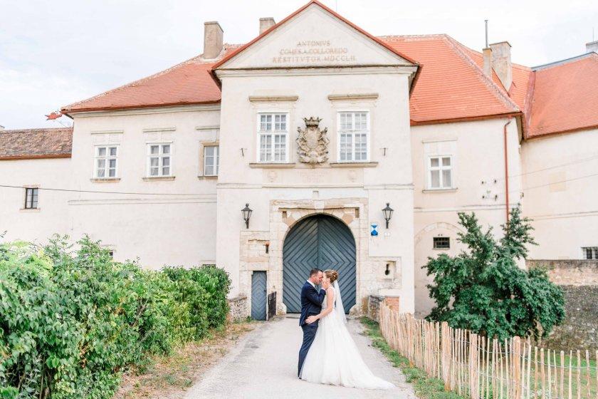 Schlosshotel Mailberg Hochzeitslocation Niederösterreich
