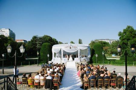 Hochzeit kursalon wien